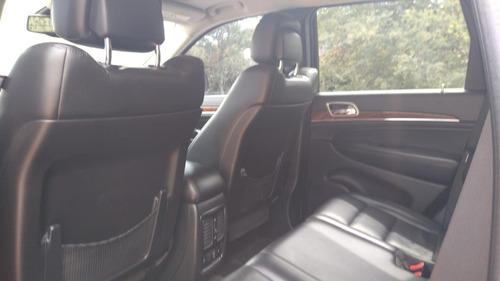jeep grand cherokee 2011 limited premium,linea nueva,4x4 r20