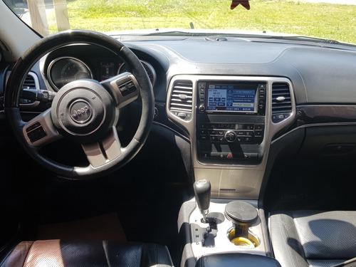 jeep grand cherokee 2012 3.6 overland 286hp at