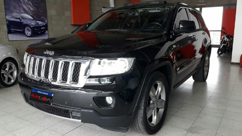 jeep grand cherokee 2012 3.6 overland 286hp at