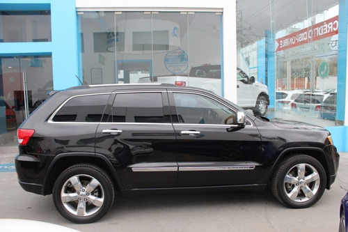 jeep grand cherokee 2013 5.7 v8 overland summit 4x4 at