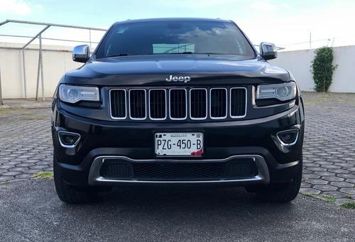 jeep  grand cherokee  2014  3.6 limited v6 4x2 at