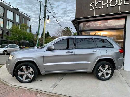 jeep grand cherokee 2014 3.6 overland 286hp at