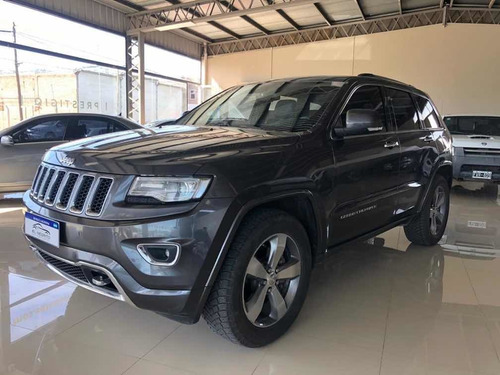 jeep grand cherokee 2014 3.6 overland 286hp at