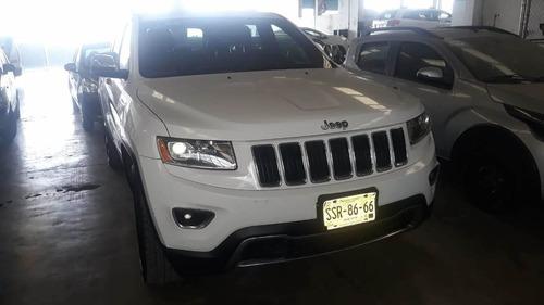 jeep grand cherokee 2014 3.6 v6 limited 4x2 at