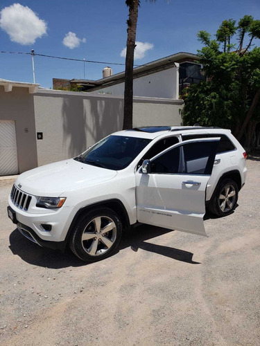jeep grand cherokee 2014 5.7 limited lujo 4x2 mt