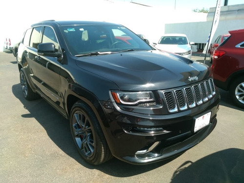 jeep grand cherokee 2014 6.4 v8 srt-8 4x4 at