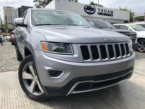 jeep grand cherokee 2014 limited full clean