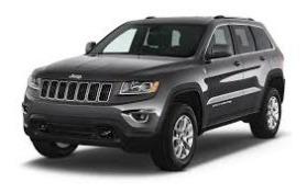 jeep grand cherokee 2014 negra cel.809-350-1345 jose