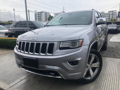 jeep grand cherokee 2014 overland full clean