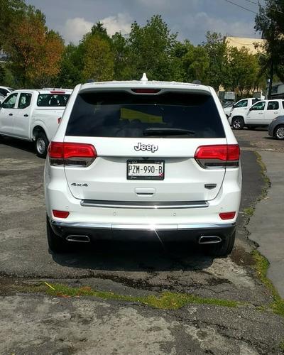 jeep grand cherokee 2014, version summit, 4x4, q.cocos panor