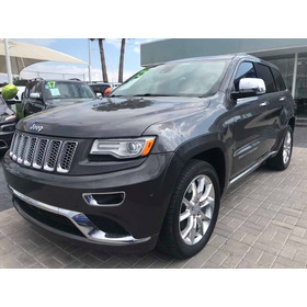 Jeep Grand Cherokee 2015 5.7 V8 Overland Summit 4x4 At