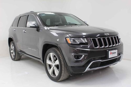 jeep grand cherokee 2015 5p limited lujo 4x2 v6/3.6 aut