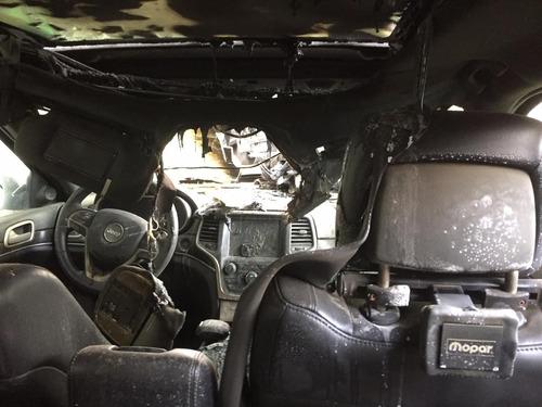 jeep grand cherokee 2015  grand cherokee limit