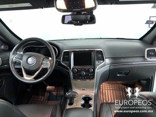 jeep grand cherokee 2015 limited lujo 4x2 blindada nivel 3