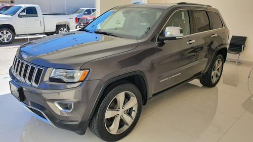 jeep grand cherokee 2016 limited lujo