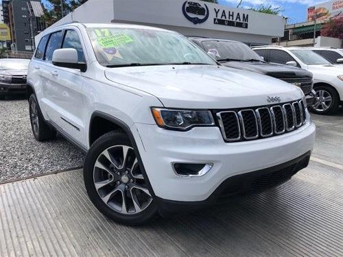 jeep grand cherokee 2017 clean v6 piel camara
