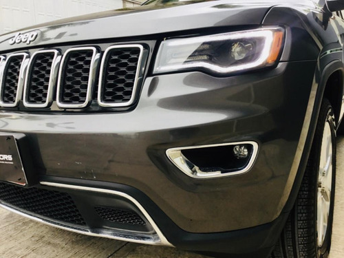 jeep grand cherokee 2017 limited lujo