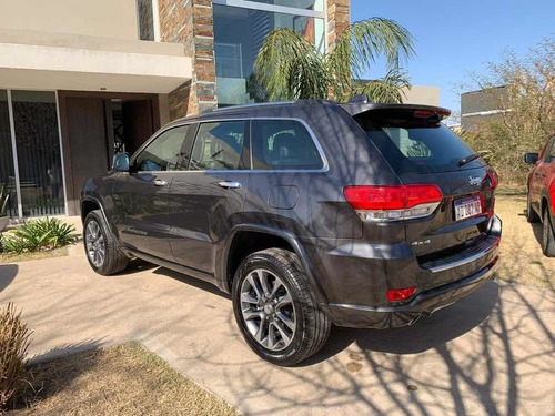 jeep grand cherokee 2018 3.6 overland 286hp at