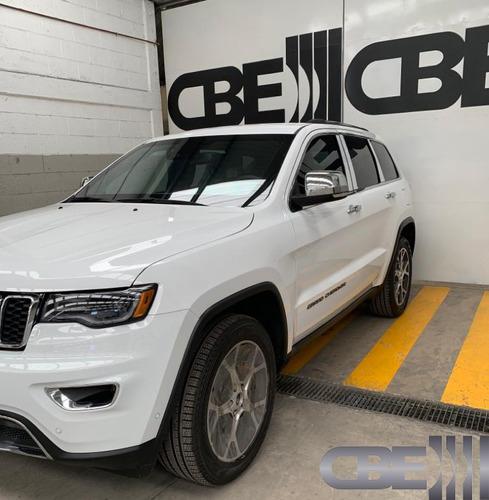 jeep grand cherokee 2019 blindada nivel iii+