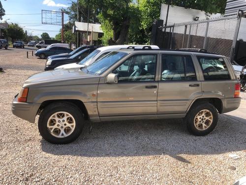 jeep grand cherokee 2.5 limited - financiacion exclusiva