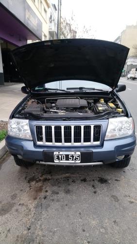 jeep grand cherokee 2.7 crd