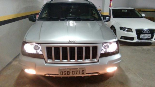 jeep grand cherokee 2.7 crd diesel ou  4.7 v8 oportunidade