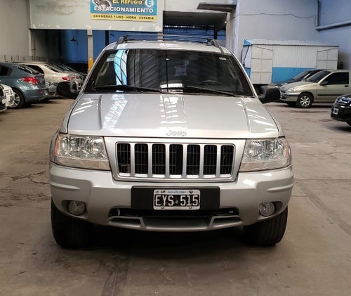 jeep grand cherokee 2.7 crd limited at blindada rb roma cars