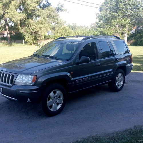 jeep grand cherokee 2.7 crd limited automática 2003