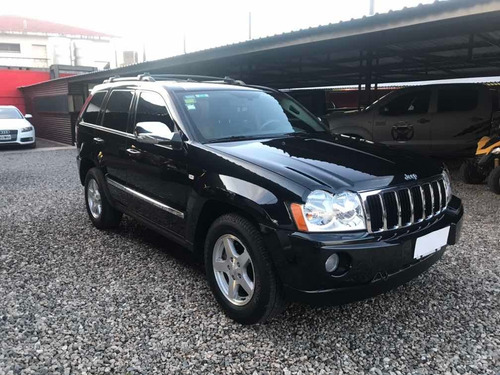 jeep grand cherokee 3.0 crd limited 2007