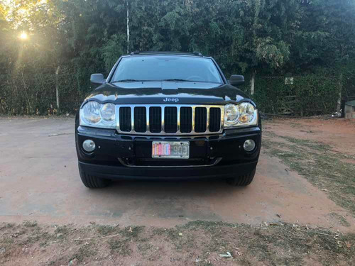 jeep grand cherokee 3.0 crd limited automática 2006