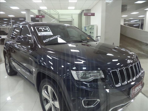 jeep grand cherokee 3.0 limited 4x4 v6 24v turbo diesel 4p a