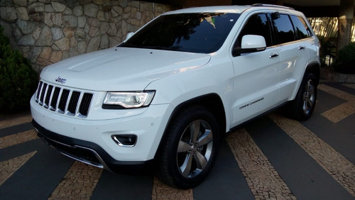 jeep grand cherokee 3.0 limited aut. 2015