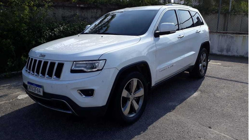 jeep grand cherokee 3.0 limited aut. 5p 2015