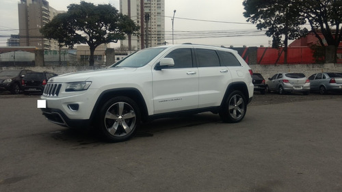 jeep grand cherokee 3.0 limited aut. 5p ano 2015 diesel