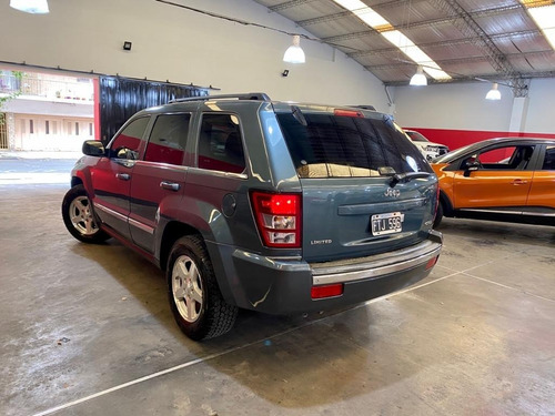 jeep grand cherokee 3.0 limited crd a/t 2006 $1.400.000 y cu