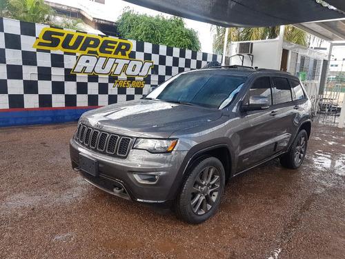 jeep grand cherokee 3.6 edición 75 aniversario 4x2 mt