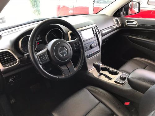 jeep grand cherokee 3.6 laredo 4x4 gasolina preta 2011