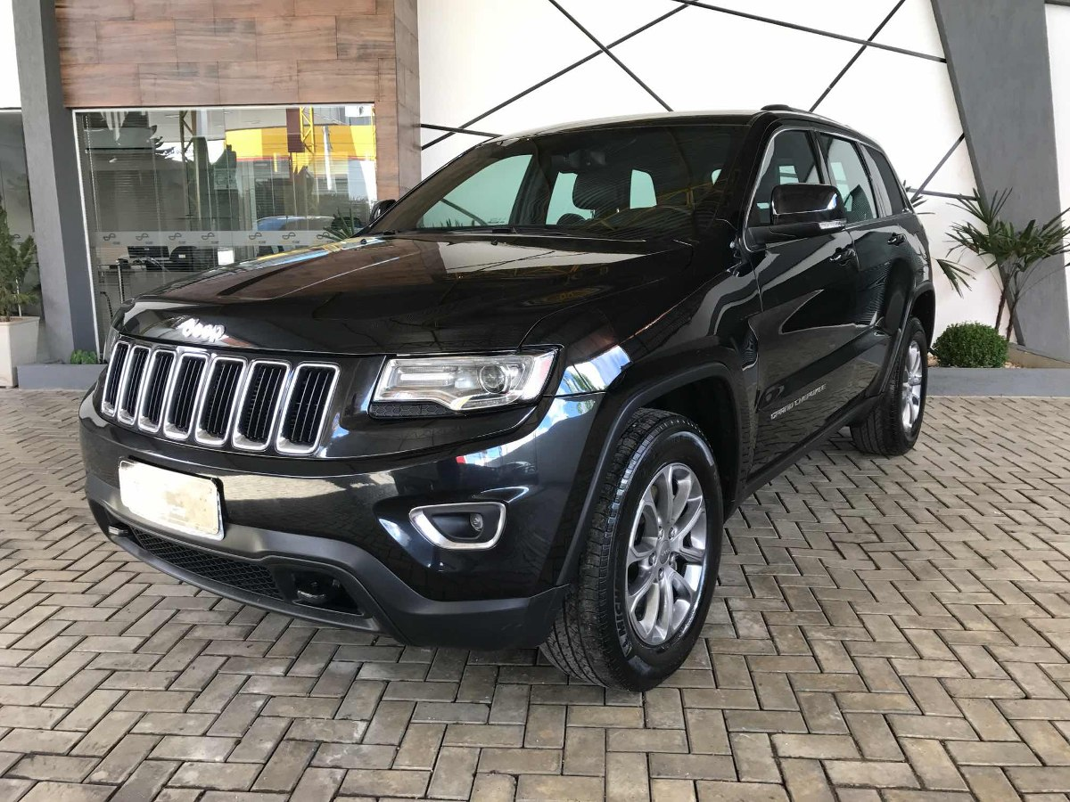 Jeep Grand Cherokee 3.6 Laredo Aut. 5p 2014. Carregando Zoom.