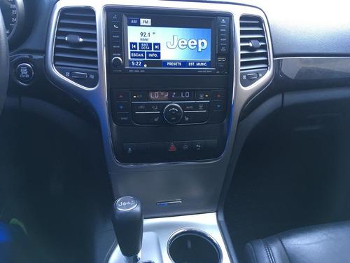 jeep grand cherokee 3.6 laredo v6 lujo 4x2 mt