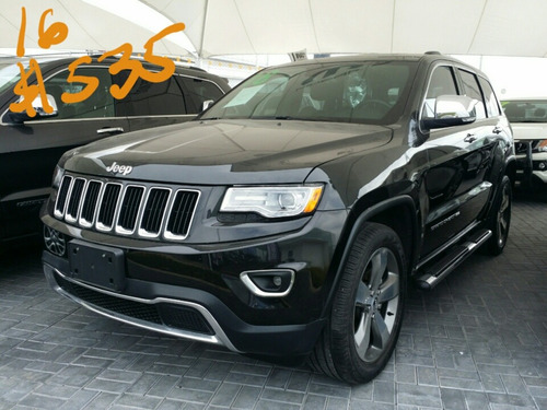 jeep grand cherokee 3.6 limited 20 mt 2017