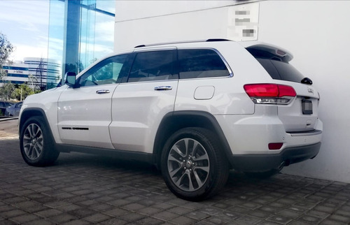 jeep grand cherokee 3.6 limited 20 mt 2018