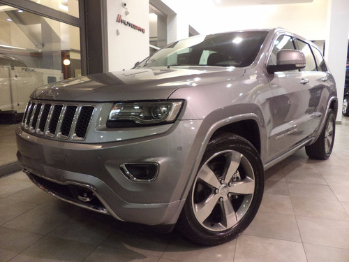 jeep grand cherokee 3.6 limited 286hp 18  oportunidad c ofic