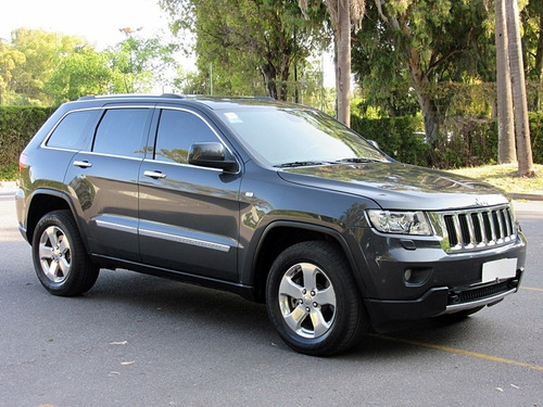 jeep grand cherokee 3.6 limited 286hp atx 2011