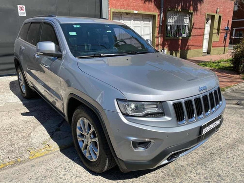 jeep grand cherokee 3.6 limited 286hp atx 2013