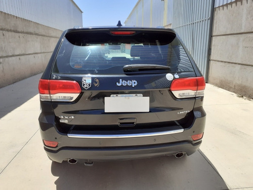 jeep grand cherokee 3.6 limited 286hp atx 2014