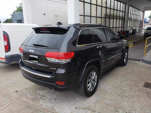 jeep grand cherokee 3.6 limited 286hp atx 2014