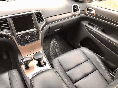 jeep grand cherokee 3.6 limited 286hp atx 2016