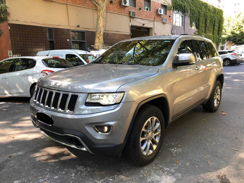 jeep grand cherokee 3.6 limited 286hp atx 2016
