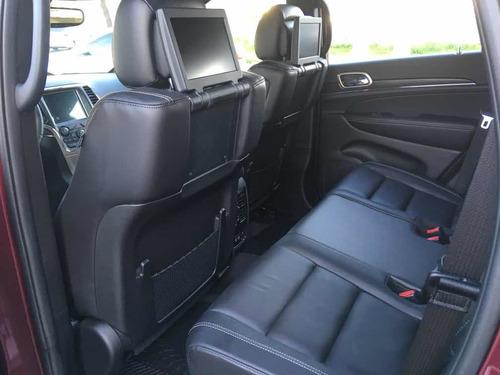 jeep grand cherokee 3.6 limited 286hp techo + llantas 18
