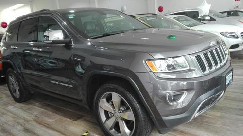 jeep grand cherokee 3.6 limited  4x2 mt 2015